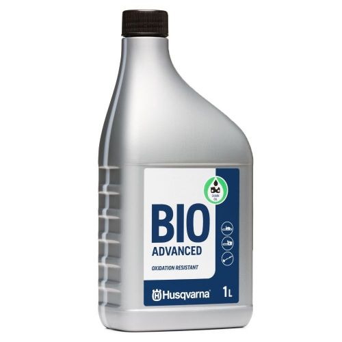 Husqvarna BIO Advance Chain Oil - 1 Litre Product Code 588818301